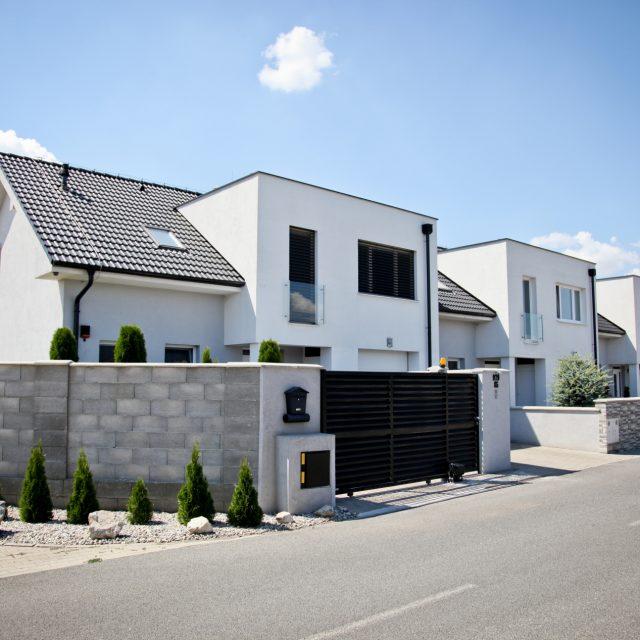 Rodinný dom Combi  – Špačince r. 2013